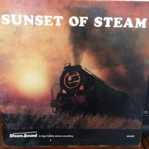 SUNSET OF  STEAM VINYL (1)