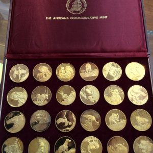 wildlife society medallion set (7)