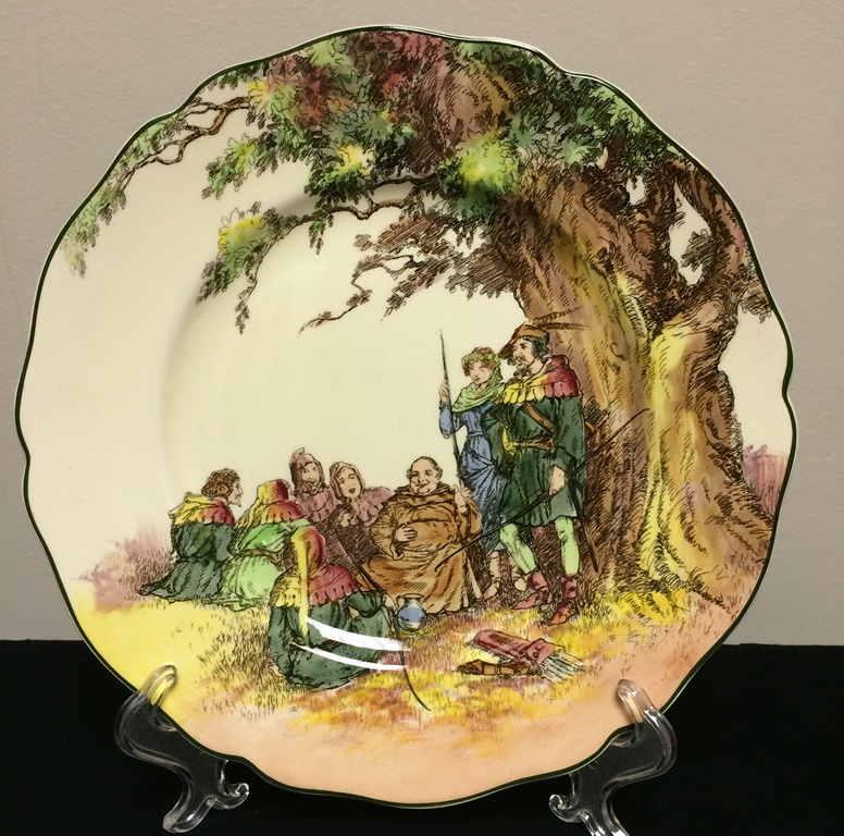 royal doulton under the greenwood tree (1)