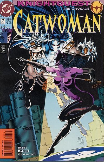 Catwoman 7v