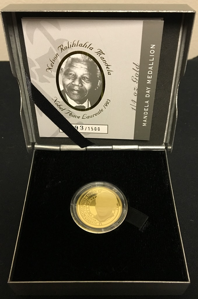 MANDELA DAY MEDALLION (2)