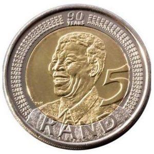 WE DO NOT BUY MANDELA R5 COINS