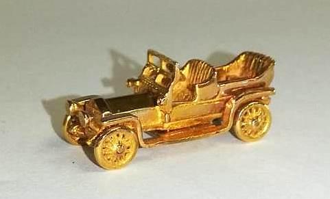 SETOF GOLD CARS (7)