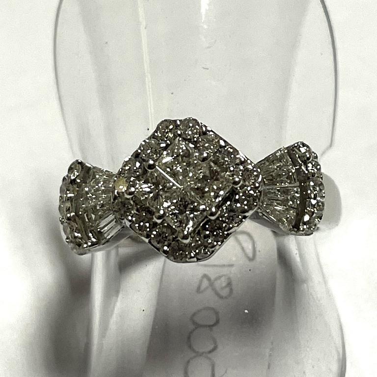 DIAMOND BOW RING S8148E R18000 (1)