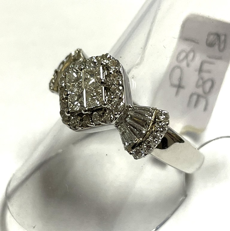 DIAMOND BOW RING S8148E R18000 (2)