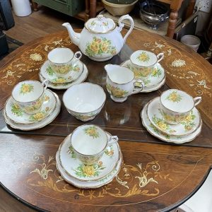 ROYAL ALBERT TEA ROSE (1)
